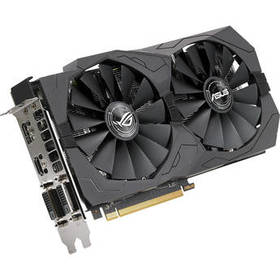 ASUS Republic of Gamers Strix 4G OC Radeon RX 570