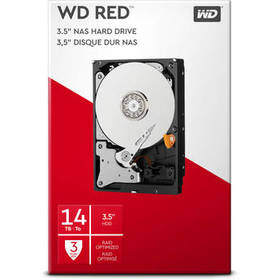 "WD 14TB Red 5400 rpm SATA III 3.5"" Internal NAS HD"