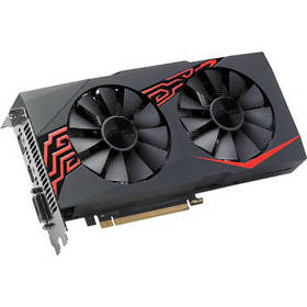 ASUS Expedition Radeon RX 570 8GB OC Edition Gamin