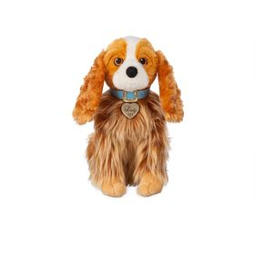 Disney Lady Plush – Lady and the Tramp – Live Acti