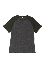 Threads 4 Thought Colorblock Raglan Slub T-Shirt