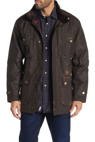 Barbour Newcastle Wax Covered Jacket