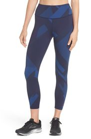 Brooks Formation Crop Leggings