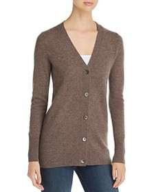C by Bloomingdale's - Cashmere Grandfather Cardiga