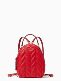 briar lane quilted mini convertible backpack