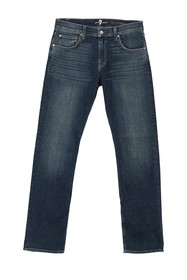 7 For All Mankind THE STRAIGHT W/ CLEAN POCKET