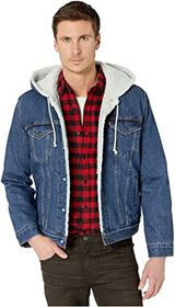 Levi's® Mens Hooded Sherpa Trucker