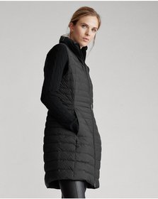 Ralph Lauren Packable Long Down Vest