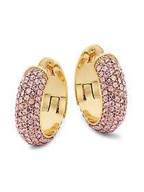 Kate Spade New York Goldtone and Cubic Zirconia Pa