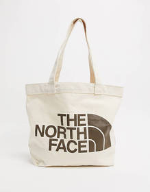 The North Face tote bag in brown