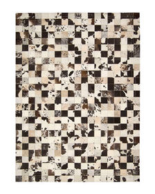 NourCouture Medley Hairhide Rug 8' x 11'