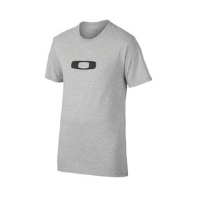 Oakley Square Me Tee - Heather Gray