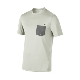 Oakley Voyage Cool Out Tee - LIGHT GRAY