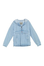 Levi's Front Zip Hooded Pullover