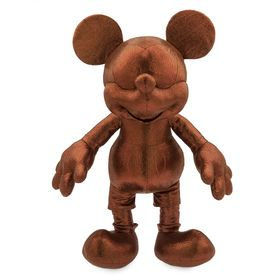 Disney Mickey Mouse Bronze Plush – Large – 25''