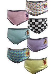 Five Nights at Freddy's Girls Underwear, 7 Pack Br