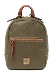 Dooney & Bourke Pebble Leather Ronnie Backpack