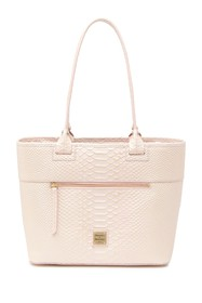 Dooney & Bourke Caldwell Python Embossed Leather T