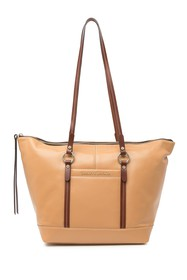 Dooney & Bourke Wexford Leather Tilly Tote Bag