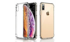 Case for iPhone XS Max XR XS CLEAR HD, Shockproof,