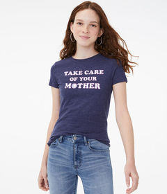 Aeropostale Earth Day Take Care of Your Mother Gra