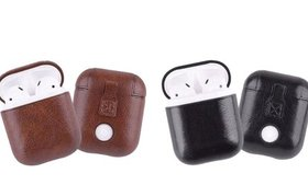 Leather AirPods Case For Apple Protective Case