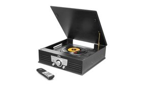 PyleHome Vintage Classic-Style Bluetooth Turntable
