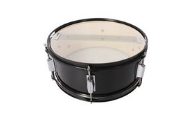 14 x 5.5 inches Marching Snare Drum & Drum Stick & on sale at Groupon.com