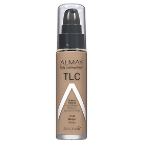 Almay TLC Truly Lasting Color 16 Hour Makeup, SPF