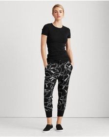 Ralph Lauren Cotton Jogger Pant