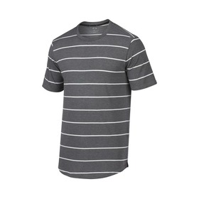 Oakley Edge YD Knit Tee - ATHLETIC HEATHER GREY