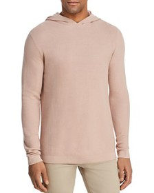 Theory - Karras Hooded Piqué Sweater - 100% Exclus