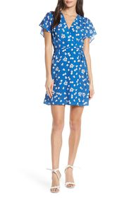 French Connection Verona Floral Dress