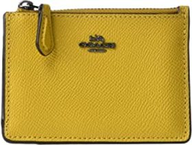 COACH Crossgrain Mini ID Skinny