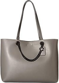 COACH Signature Chain Convertible Tote