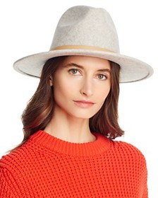 Lack of Color - The Mack Wool Fedora