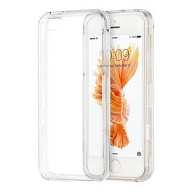 Insten For Apple iPhone 5/5S/Se Clear Hard Plastic