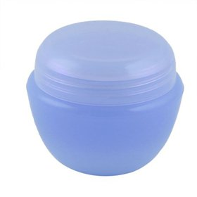 Travel Plastic Cream Container Cosmetic Storage Bo