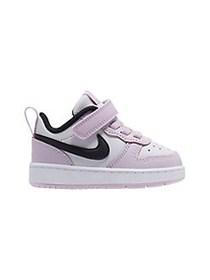 Nike Kid's Court Borough Low 2 Sneakers OFF NOIR