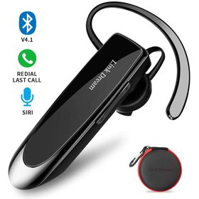 Bluetooth Earpiece Link Drea Wireless Headset with