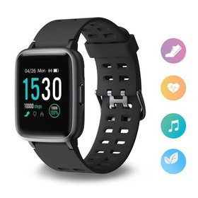 JUMPER Fitness Tracker, Fitness Smart Watch w/ Hea