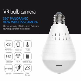 WiFi Bulb Security Camera -Wireless Security Camer