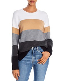 FRENCH CONNECTION - Multicolor Striped Sweater