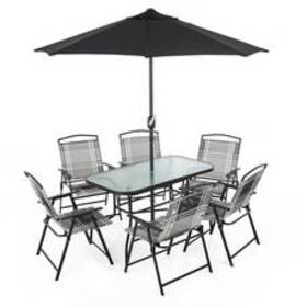Amsterdam 8pc. Dining Set