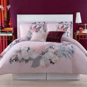 Christian Siriano New York® Dreamy Floral Duvet Co