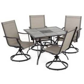Point Bluff 5pc. Tile Top Dining Set