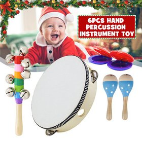 Orff Instrument, Baby Musical Toys Percussion Inst