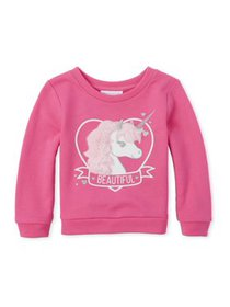 The Children's Place Baby & Toddler Girl Unicorn S