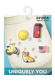 Crocs Jibbitz Summer Fun - Pack of 5