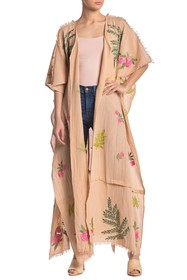 ARATTA Most Beautiful Maxi Poncho